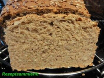 Brot: SONNENBLUMENKERNE - Rezept
