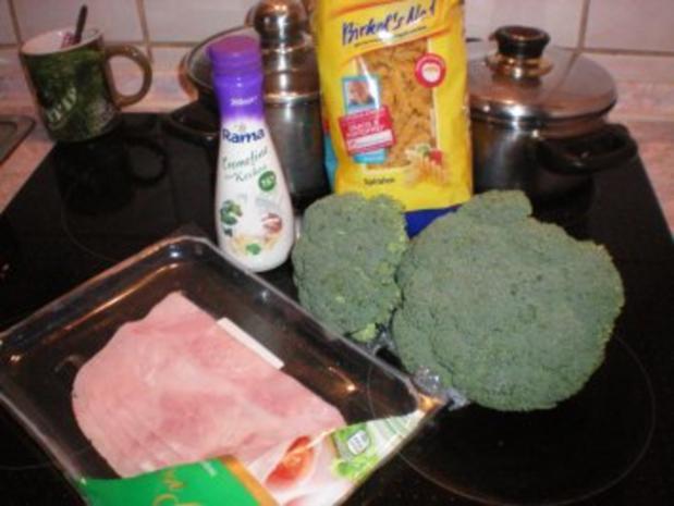 Nudel-Broccoli-Auflauf - Rezept - Bild Nr. 2