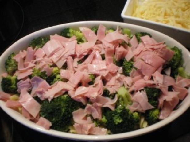 Nudel-Broccoli-Auflauf - Rezept - Bild Nr. 5