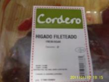 HIGADO  FILETEADO - Rezept