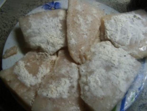 Kabeljaufilet mit Senf-Currysoße - Rezept - Bild Nr. 4
