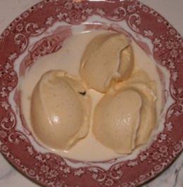 Vanille-Eis - Rezept