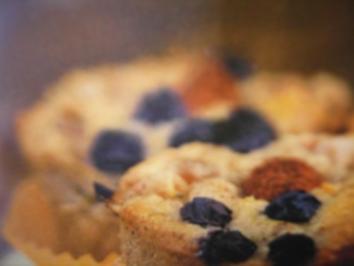 Rezept: Muffins: Beerenmuffins