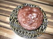 Mikrowellen Brownie - Rezept