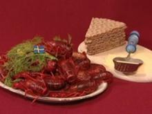 Hausgekochte Osterauer Kräftor (Flusskrebse) (Charlotte Karlinder) - Rezept