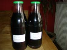 Hausgmachter Hollerlikör - Rezept