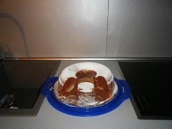 Birnen - Sahne - Kuchen - Rezept