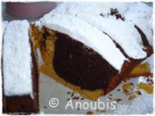 Kuchen/Gebäck - Karotten- Marmorkuchen - Rezept