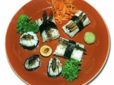 Sushi-Mix - Rezept