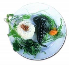 """Meng Pong Tord Raad Khao  – """"Frittierte Skorpione mit Reis"""" - Rezept"""