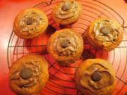 Milka - Muffins - Rezept