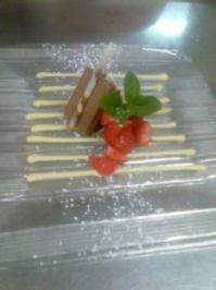 Schokoladenparfait - Rezept