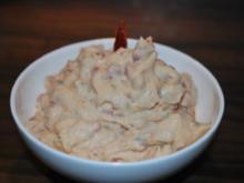 Ziegenfrischkäse-Creme - Rezept