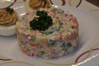 Italienischer Salat - Rezept