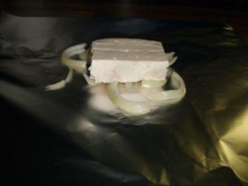 Gebackener Feta-Käse - Rezept