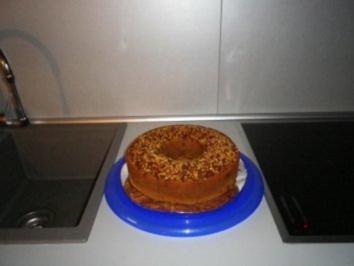 Krokant - Nuss - Kuchen - Rezept