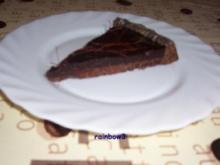 Backen: Einfache Schokoladentorte - Rezept