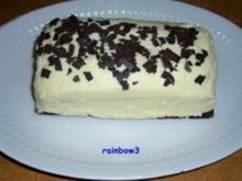 Backen ohne backen: Weißer Keks-Kuchen - Rezept