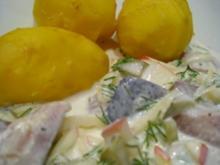 Fisch: Marinierter Hering - Rezept