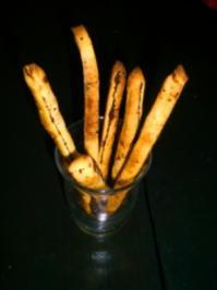 Chili-Schoko-Sticks - Rezept