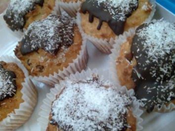 Rezept: Raffaello - Muffins
