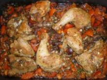 Hähnchen toskanische Art - Rezept