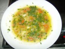 Kartoffelsuppe ala Moni - Rezept