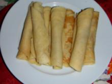 Wrap Variationen - Rezept