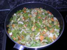 Chinesischer Gemüseeintopf - Rezept