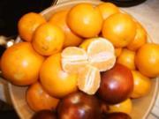 Orange / Clementienen / Apfel - Gelee - Rezept