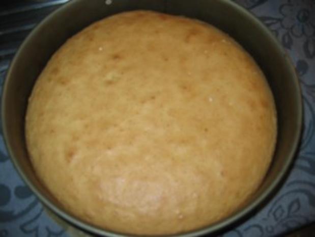Stracciatella-Kirsch-Torte - Rezept - Bild Nr. 3