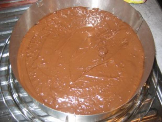 Stracciatella-Kirsch-Torte - Rezept - Bild Nr. 5