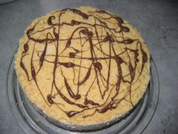 Stracciatella-Kirsch-Torte - Rezept - Bild Nr. 9