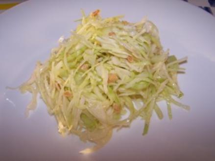 Krautsalat pikant - Rezept