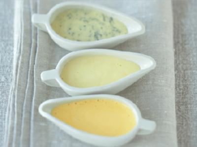 Sauce Hollandaise - Rezept
