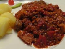 Schaschlik-Topf - Rezept