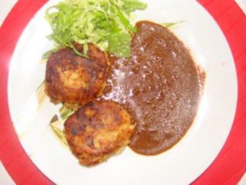 Fleisch-Kartoffel- Gemüse- Bratlinge - Rezept