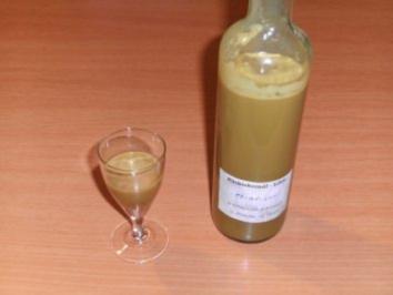 Getränk: Kürbiskernöl - Likör - Rezept