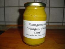 Orangen-Whiskey Senf - Rezept