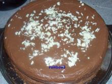 Backen: Schokoladentorte ... ala Oma - Rezept