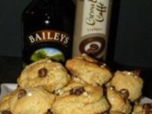 Baily Macchiato Latte Almond Cookies - Rezept