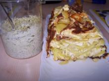 Kartoffel-Lauch-Terrine - Rezept