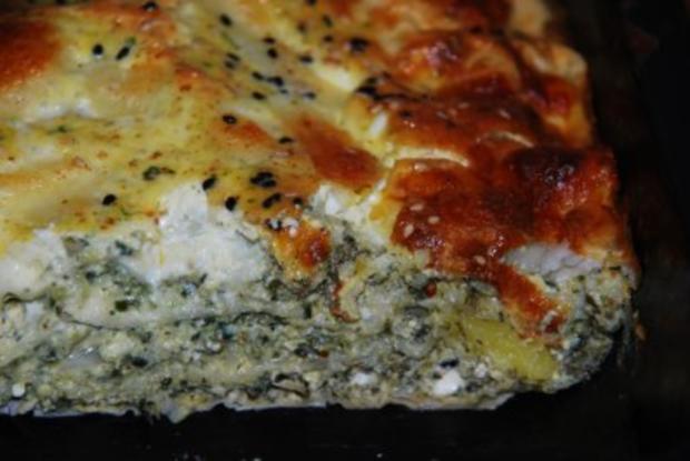 Türkische Lasagne-Börek vom Blech - Rezept - Bild Nr. 12