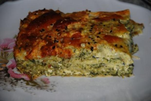 Türkische Lasagne-Börek vom Blech - Rezept