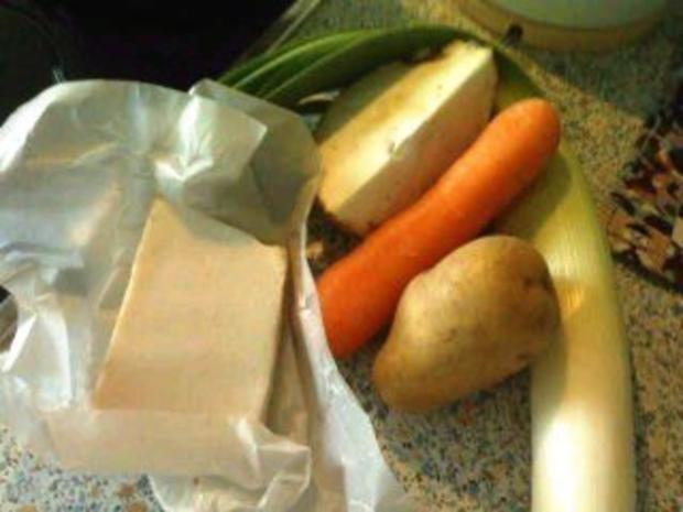 Weisse Bohnen Suppe - Rezept