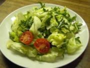 Eisberg-Rucola-Salat - Rezept
