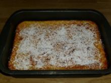 Vanille-Milchreis Auflauf - Rezept
