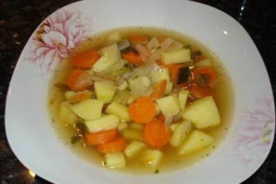 scharfer Kartoffel-Möhren-Topf - Rezept