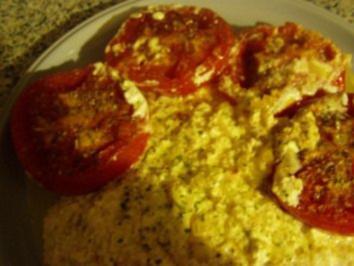-Beilagen- Polnische Tomaten - Rezept