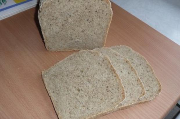 Brot: Dinkelmischbrot - Rezept - Bild Nr. 2